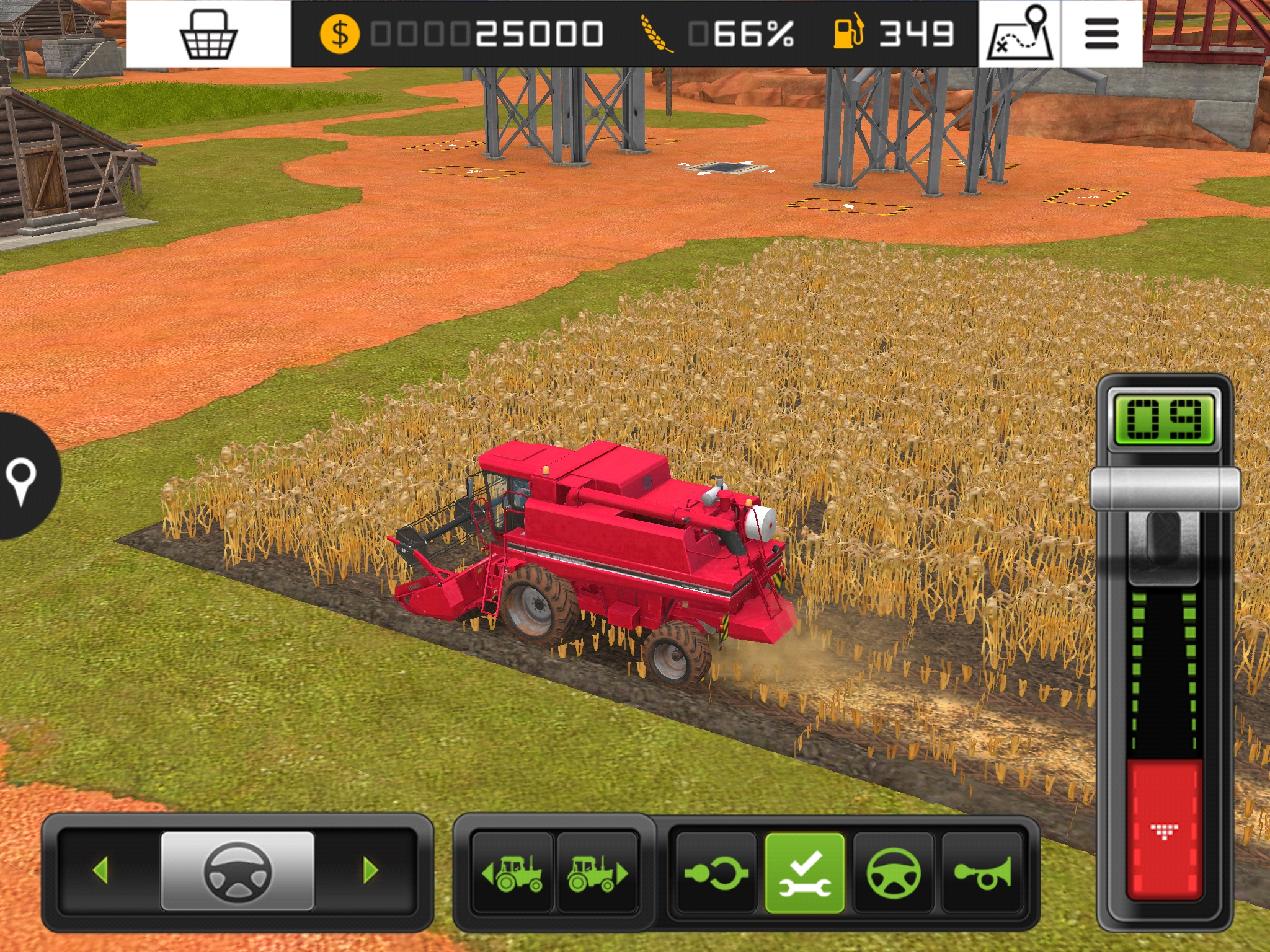 Farming Simulator 18 review - A well-thought out mobile port of a hardcore simulator