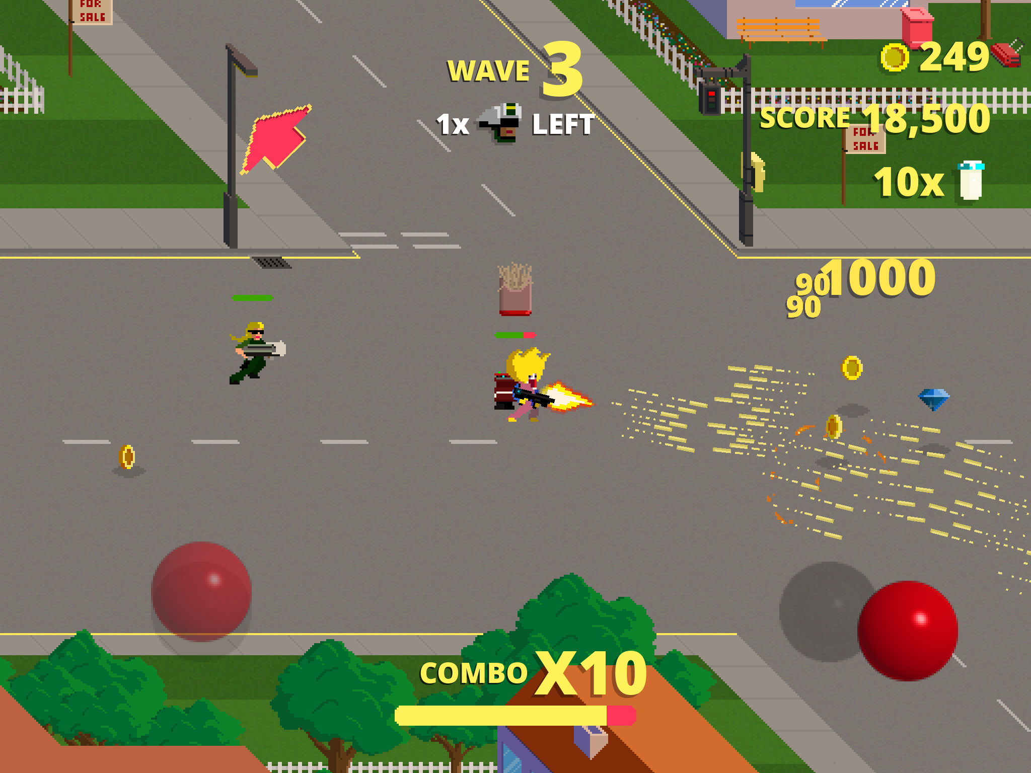 Fast Food Rampage review - A shooter that hits most of the right targets
