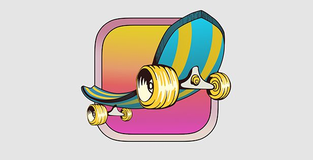 Fingerboard is the latest game from the developer of Osteya Adventures, out now on iOS