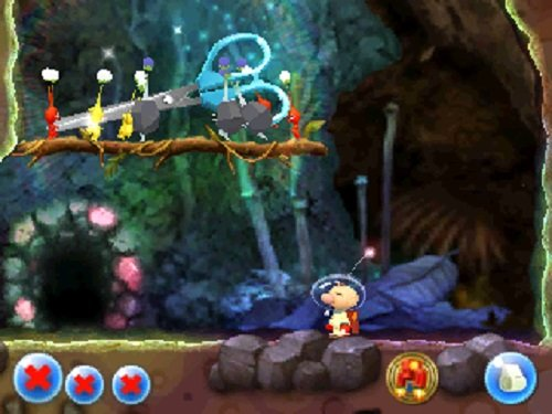 Hey! Pikmin review - A much simplified take on the cult Nintendo IP