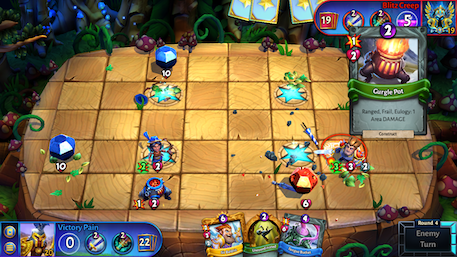Hero Academy 2 review - A brilliant game of tactical battles
