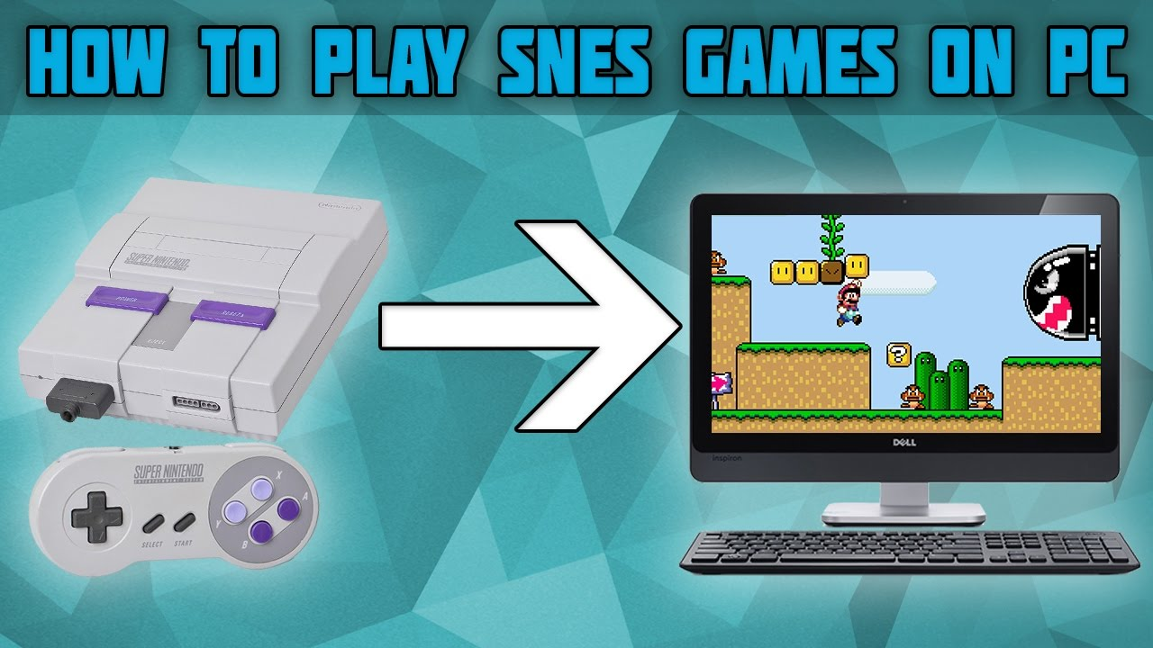 Image result for SNES Games on PC