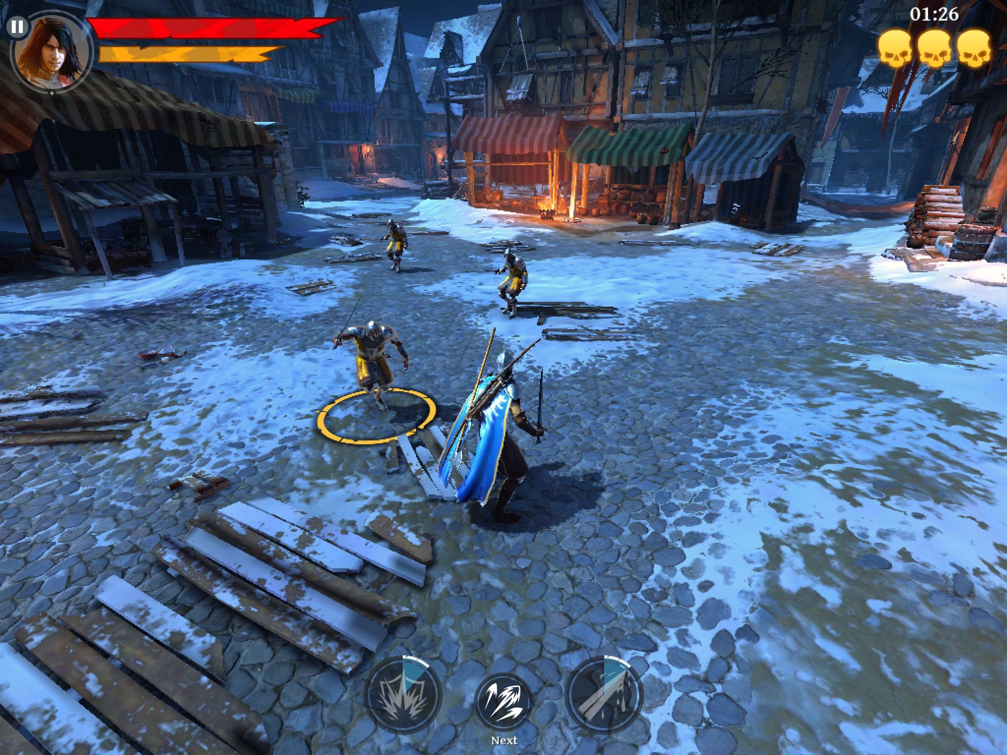 Iron Blade: Medieval Legends review - A hack-n-slash with plenty of good ideas