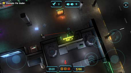Jydge review - A hardcore shooter that plays really well on mobile