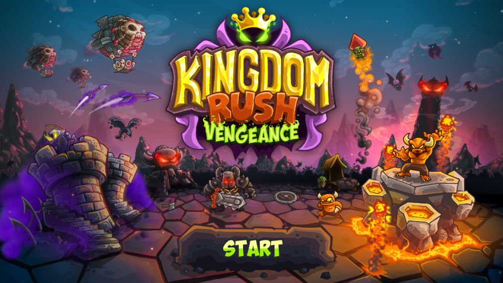 App Army Assembles - Is Kingdom Rush Vengeance another classic tower-defence?