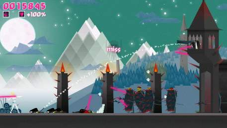 Lichtspeer: Double Speer Edition review - More than just a neon-flavoured wave-based shooter?