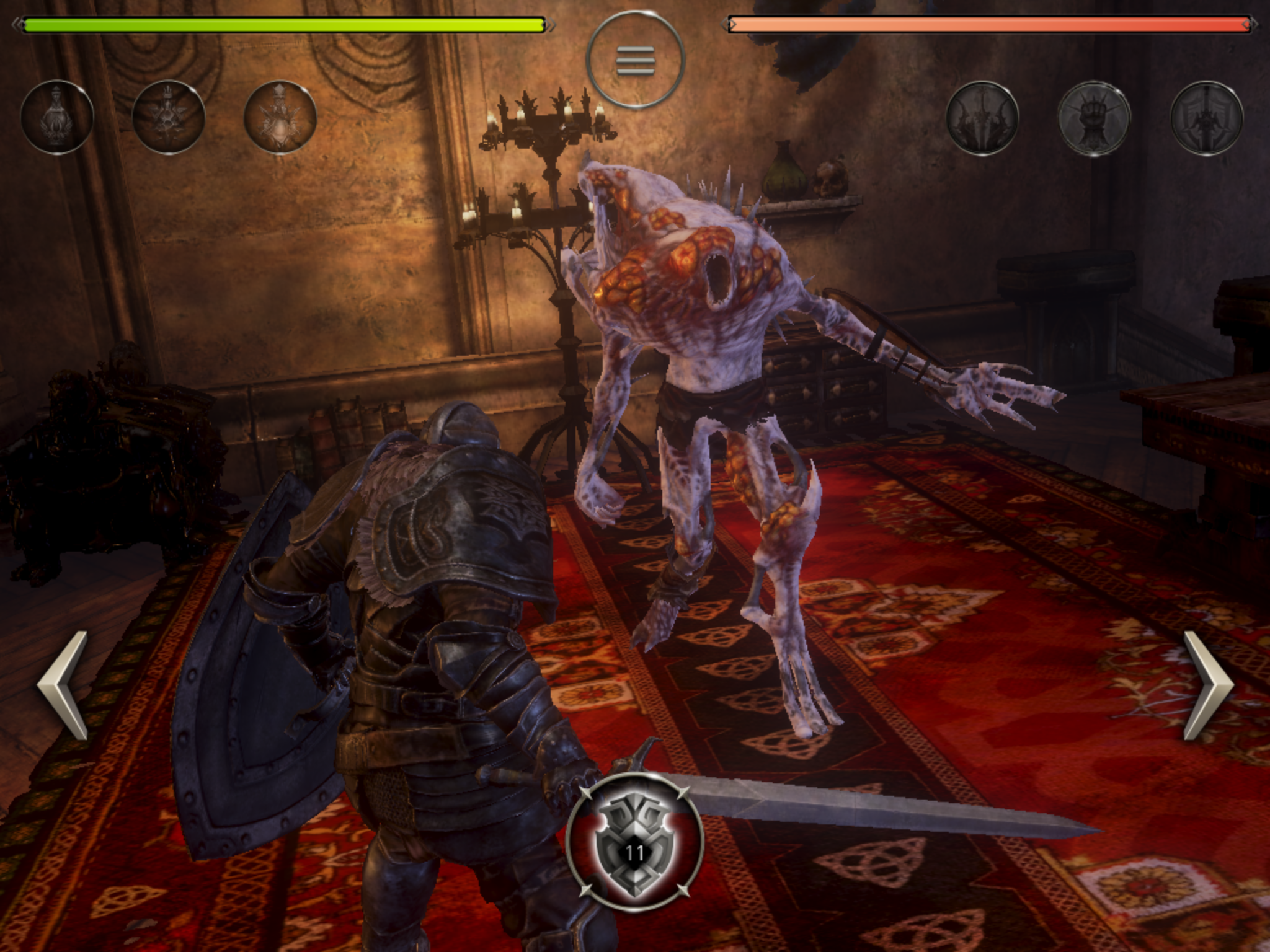 Lords of the Fallen review - An Infinity Blade-style hack and slasher