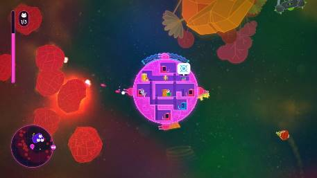 Lovers in a Dangerous Spacetime review - A loving riot with your friends