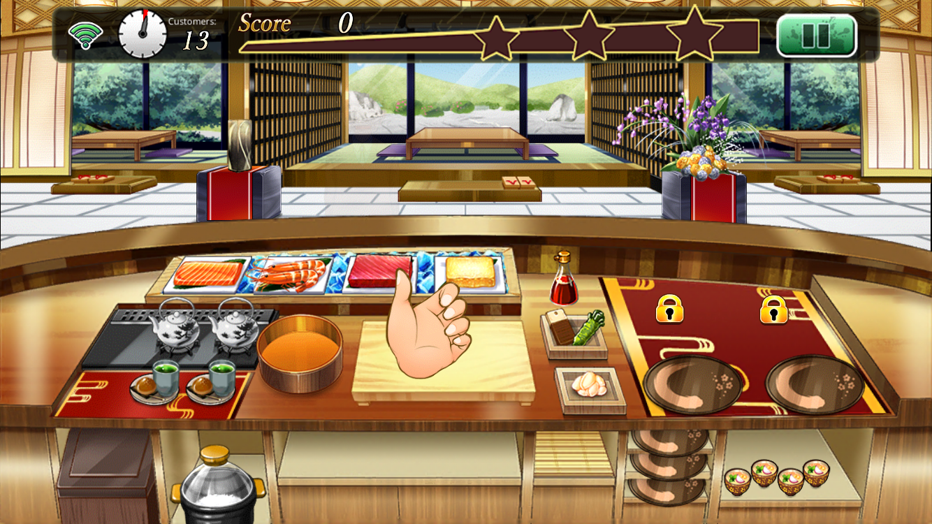 Meshi Quest: Five-star Kitchen review - A frantic and entertaining cooking sim