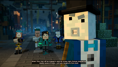 Minecraft: Story Mode - Season 2, episode two review - The story continues, sort of