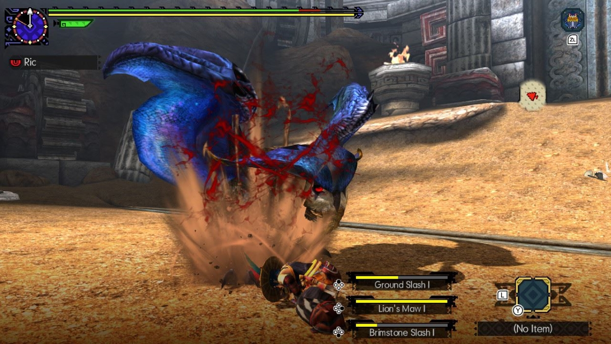 Monster Hunter Generations Ultimate Switch review -