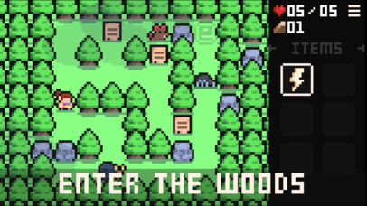 Survive deadly woodlands with strategic magic in roguelike Ms Spell