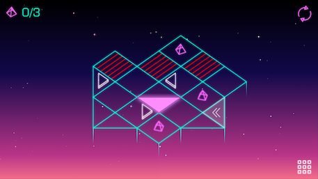 Neo Angle review - A triangle-shifting puzzler that
