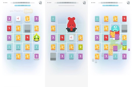Num Yumms review - A super-light Threes inspired puzzler