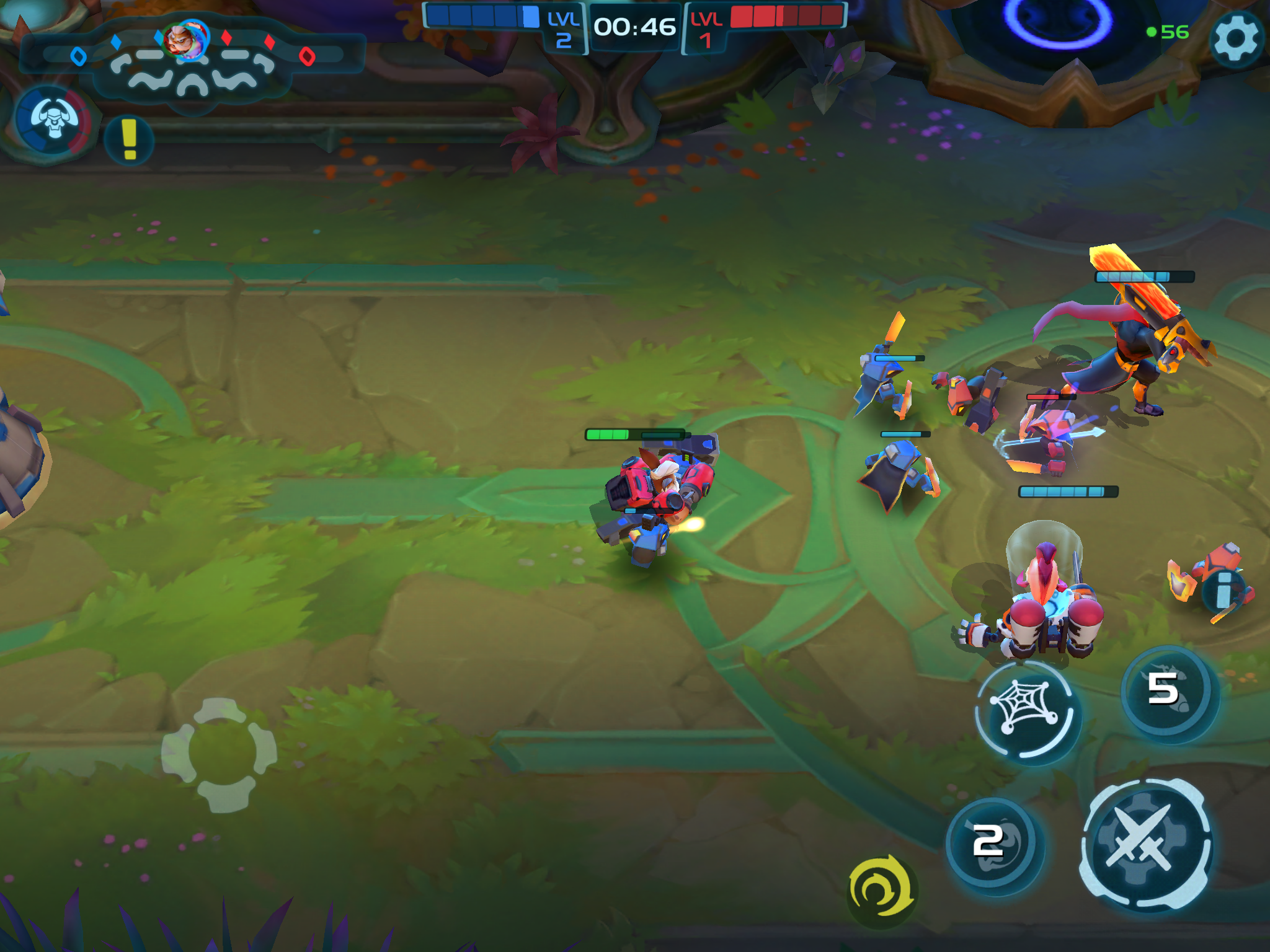 Planet of Heroes review - Can a MOBA go casual?