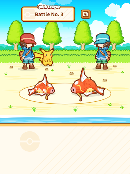 Pokemon: Magikarp Jump review - The most sensible silly game you