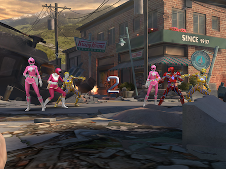 Power Rangers: Legacy Wars review - A decent fighter with a few twists and a few problems