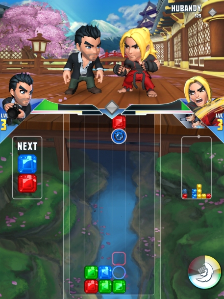 Puzzle Fighter review - Should the classic puzzler have been left alone?
