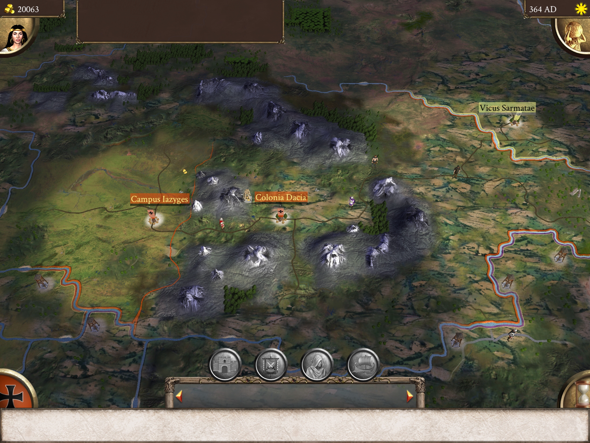 ROME: Total War - Barbarian Invasion review - the same RTS action you