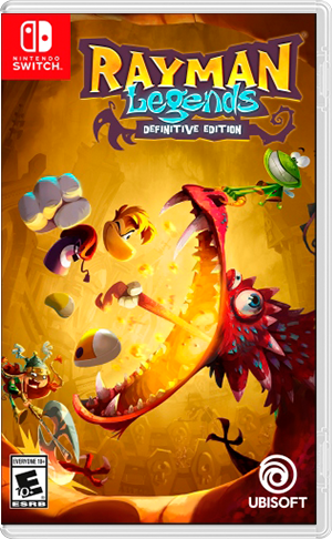 Rayman Legends Definitive Edition review - How does it play on the Nintendo Switch?