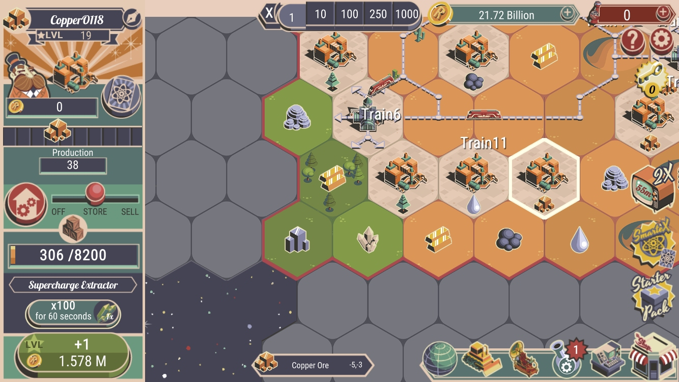 Rocket Valley Tycoon review - If you build it, they will come