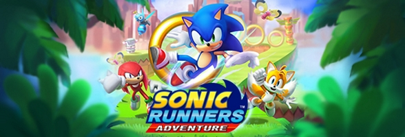 Sonic Runners Adventure leaked in Gameloft support page