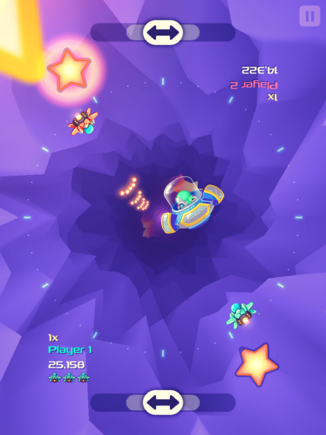 Space Cycler review - A unique shmup that slightly outstays its welcome