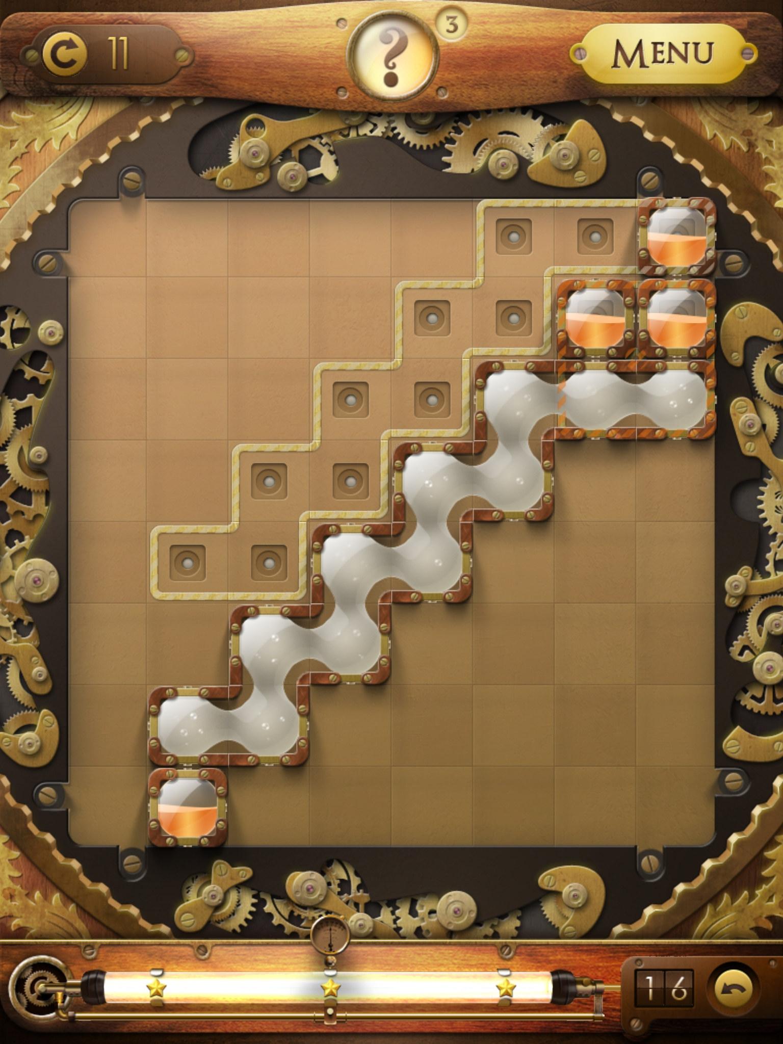 Steam Panic review - A hard-as-nails steampunk puzzler that will test your brain and patience