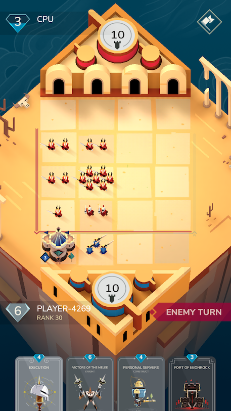 Stormbound: Kingdom Wars review - A tactical alternative to Clash Royale