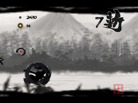 Stylish samurai runner SumiKen is discounted to 99p/99c in first sale