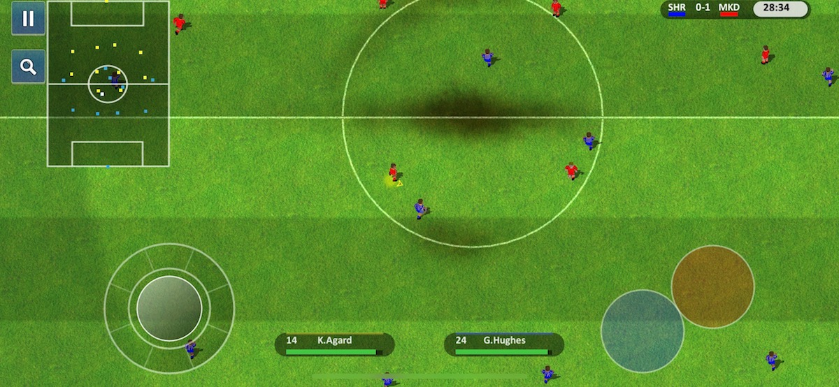 Super Soccer Champs 2018 review - Arcade football with extra depth