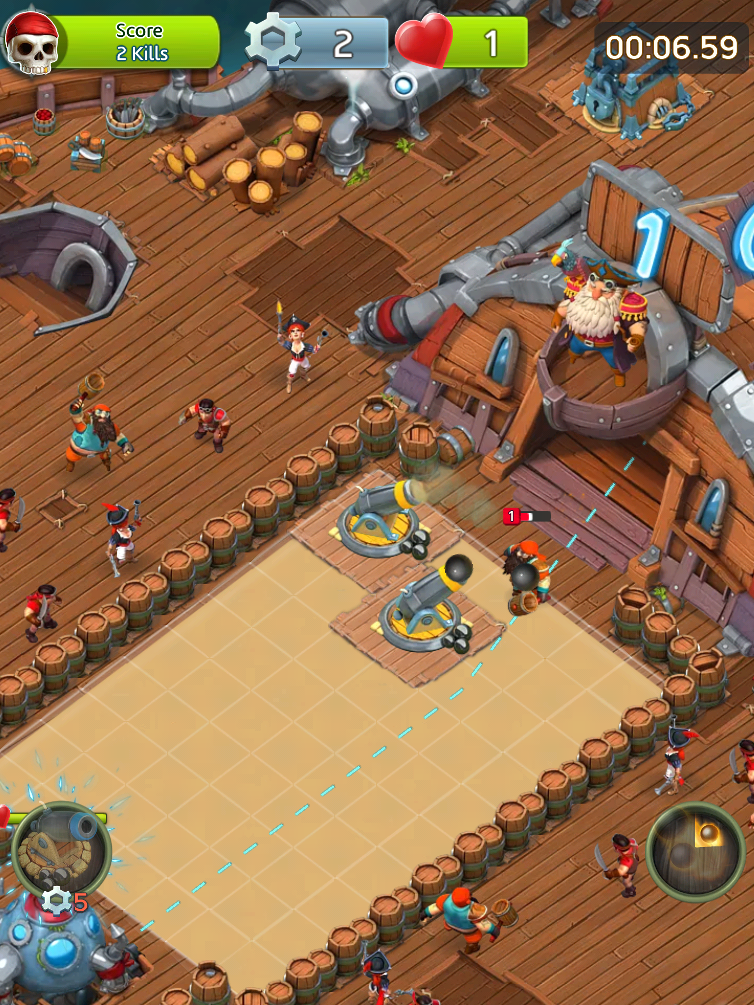 Survival Arena review - Can it bring tower defence to the new generation?