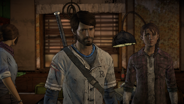The Walking Dead: A New Frontier review - An enjoyable end?