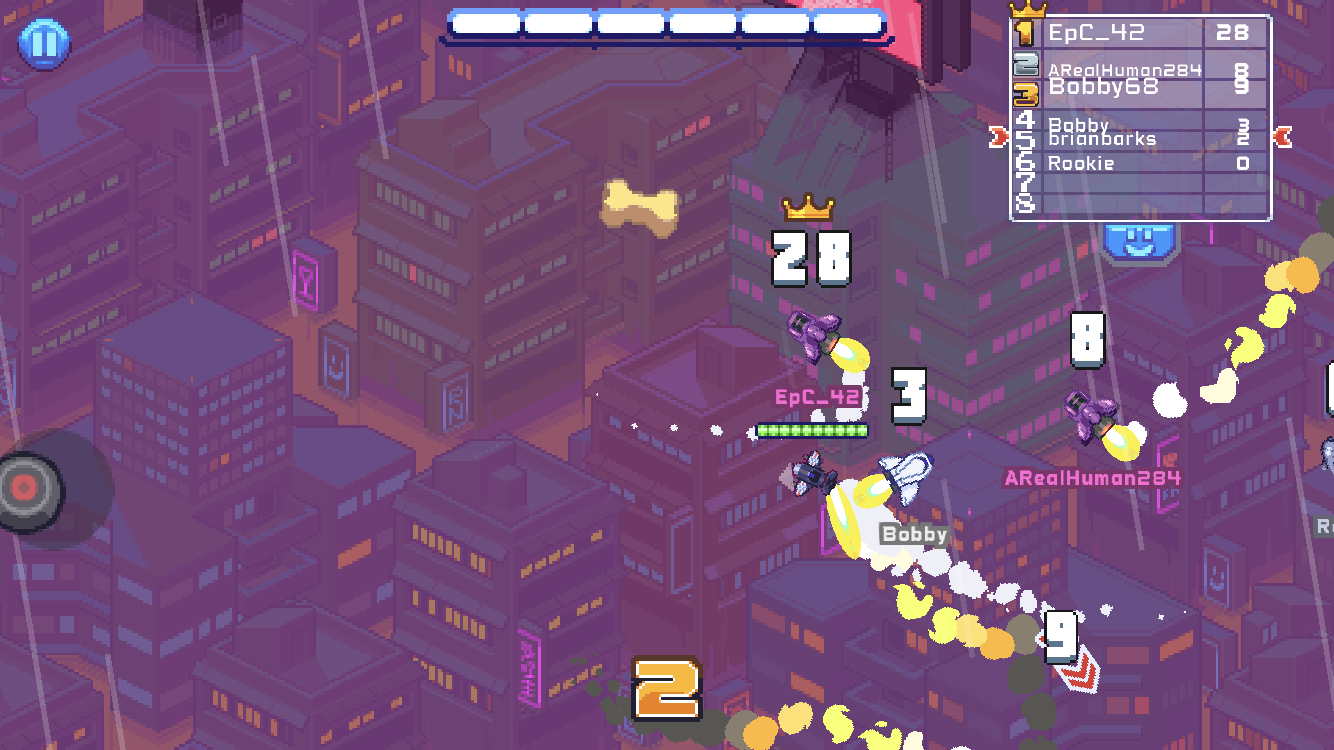 Thunderdogs review - An online multiplayer shooter with a few technical issues