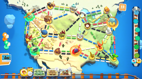 5 top tips for getting started with Ticket to Ride: First Journey