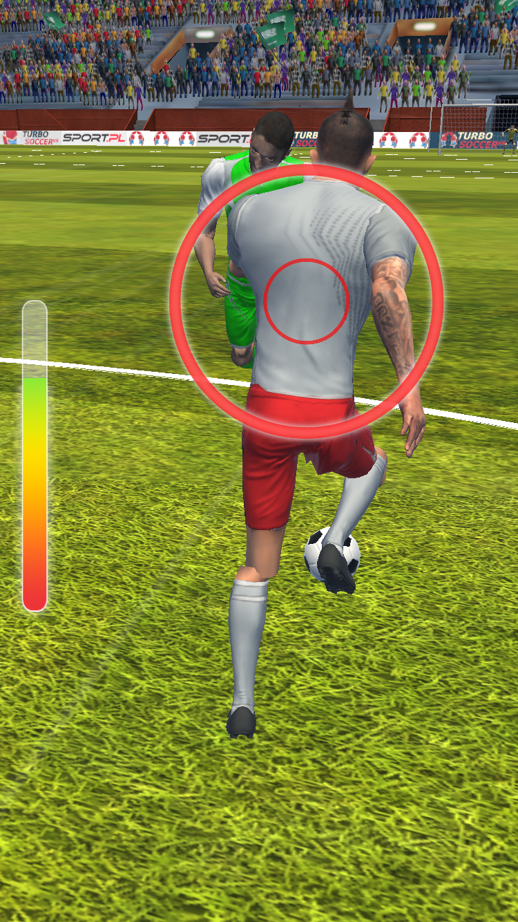 Turbo Soccer review - A simple kicker without much bite