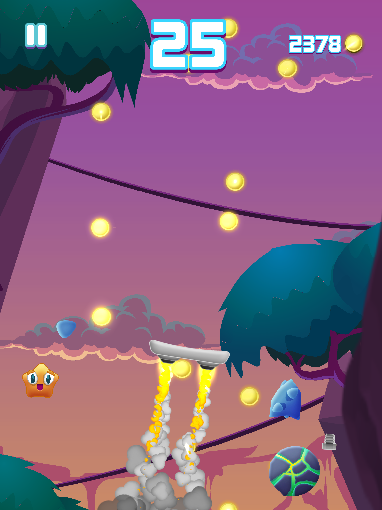 Wobblers review - An arcade game that mixes the subtle and the chaotic