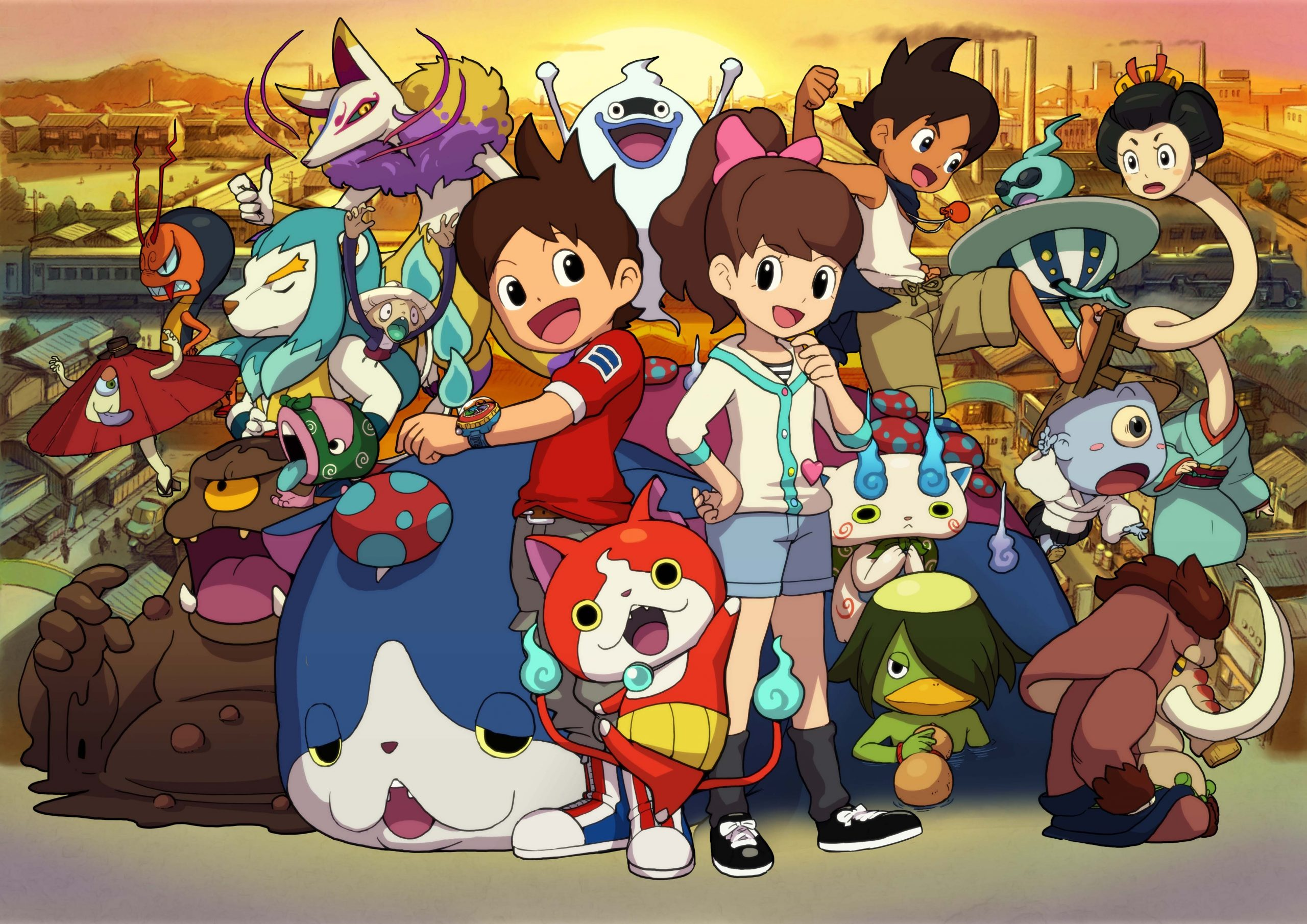 Yo Kai Watch 2 Review - Worth finding time for?
