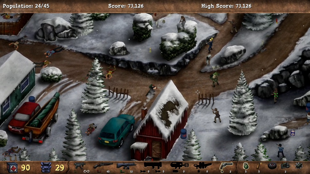 Postal Redux will lock and load on Nintendo Switch next month