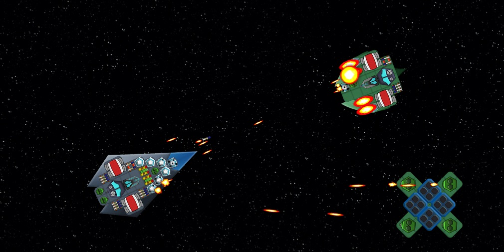 Asteroids-like Space Pirate Hunter now available on Google Play
