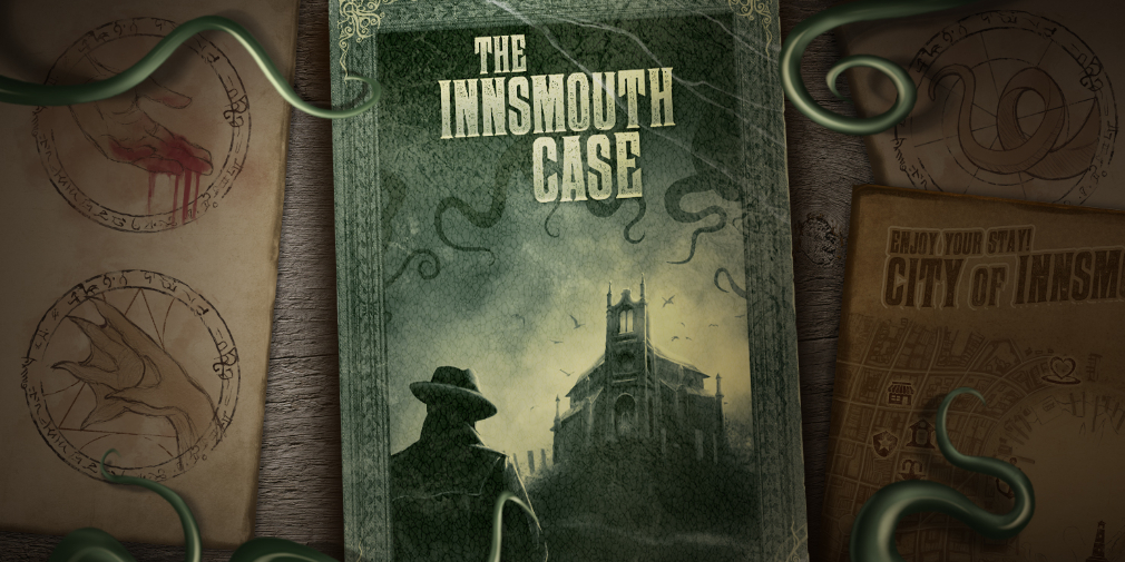 The Innsmouth Case is a Lovecraftian comedy-horror game creeping towards launch for iOS and Android