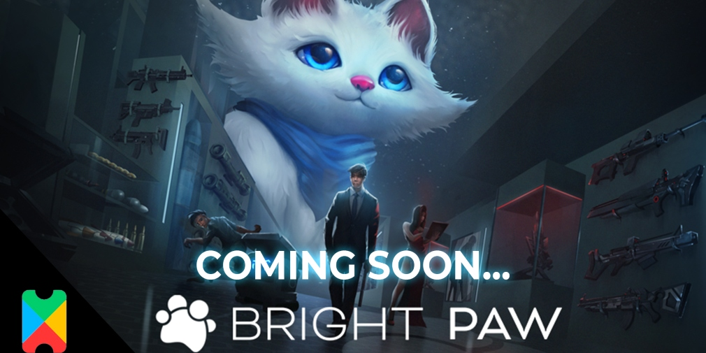 Bright Paw is a narrative-driven puzzler that will see a cat investigating a murder when it launches for Android this summer