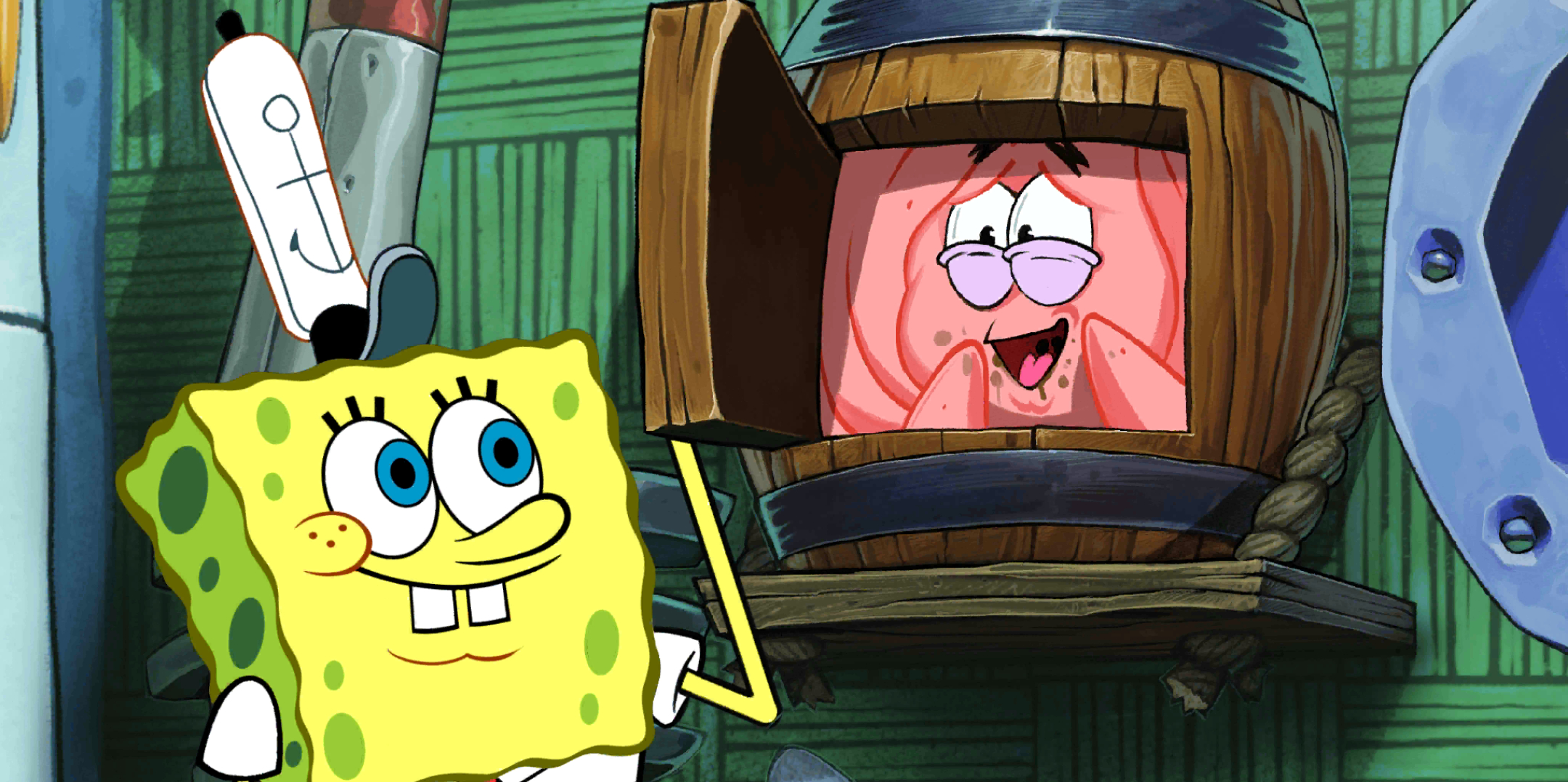 SpongeBob: Patty Pursuit, out now on Apple Arcade, is a kid-friendly runner for fans of Nickelodeon