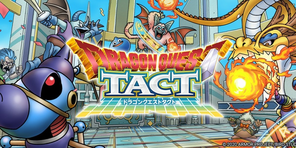 Dragon Quest Tact is an upcoming tactical RPG for iOS and Android that