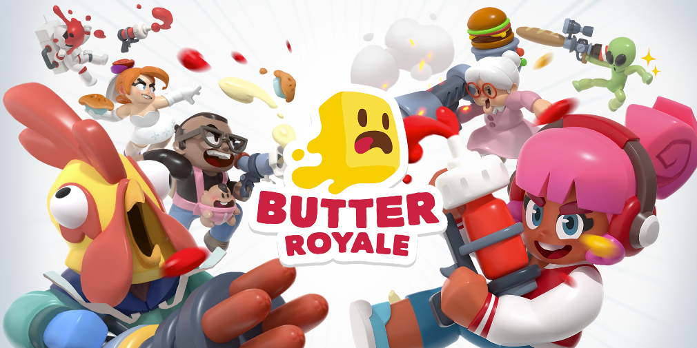 Butter Royale gets a major update that adds accessibility options and tons of fresh content