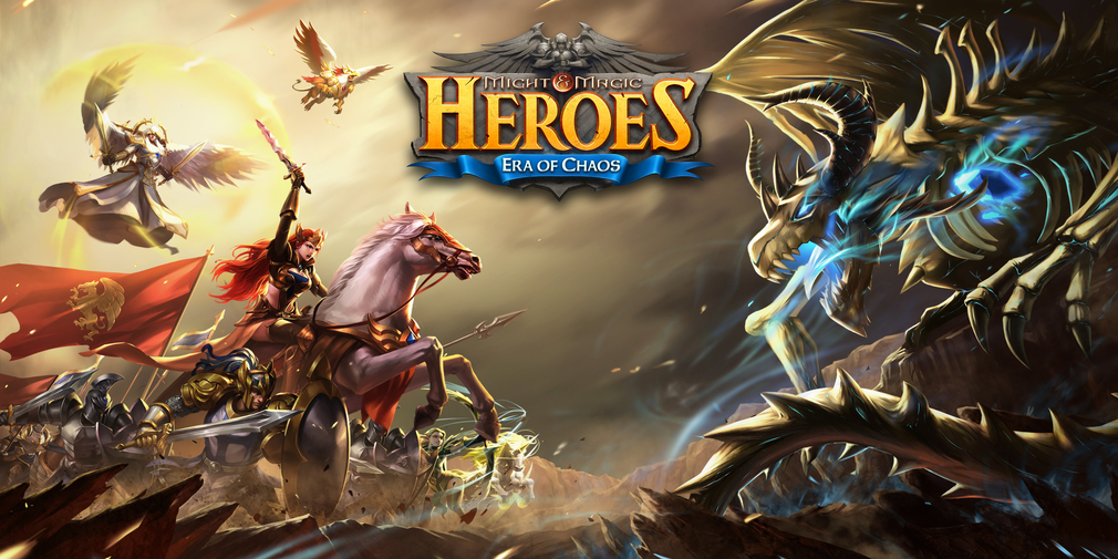 Might & Magic Heroes: Era of Chaos is an upcoming strategy game for iOS and Android