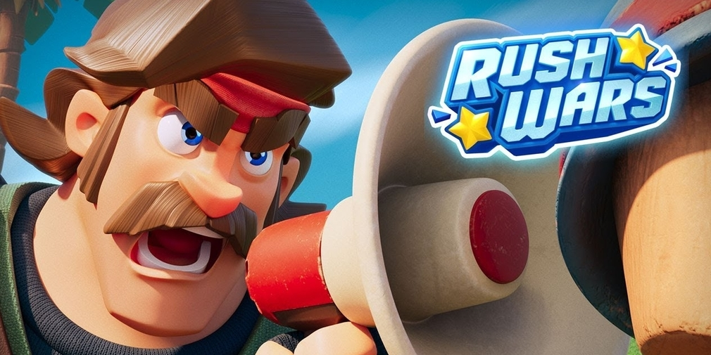 """Rush Wars preview - """"Supercell"""