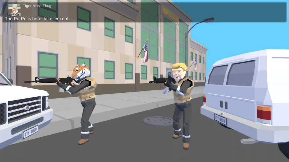 John on Fire, the popular John Wick parody game, is getting a complete graphical overhaul
