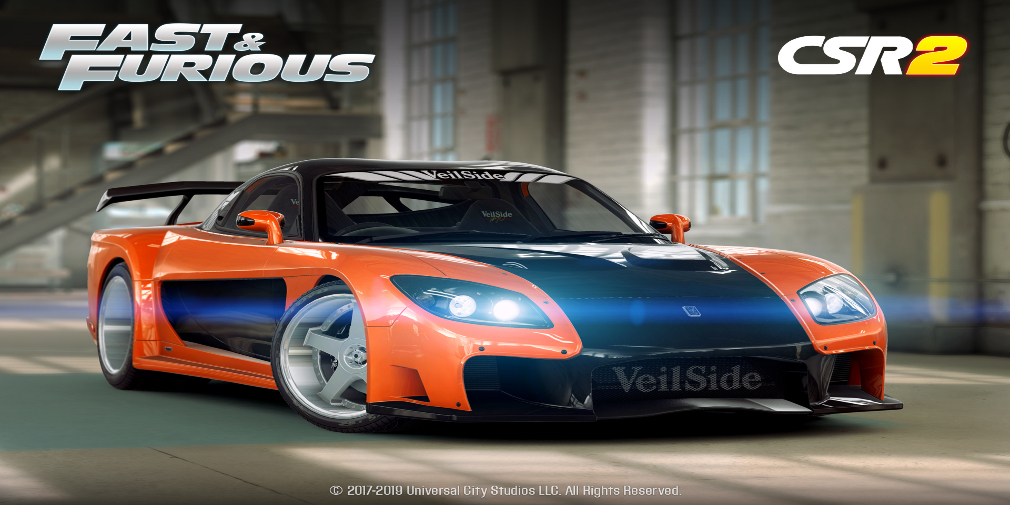 CSR Racing 2 launches latest crossover event with Fast & Furious Presents: Hobbs & Shaw