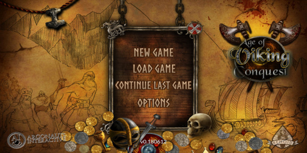 Age of Viking Conquest is a real-time strategy game that
